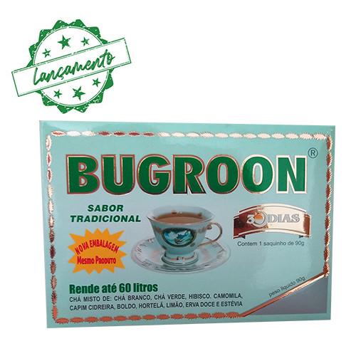 CHÁ BUGROON 90g