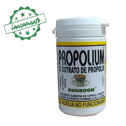 Propolium 60 cápsulas