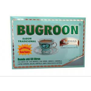 Caixa com 20 unidades de Bugroon 90g